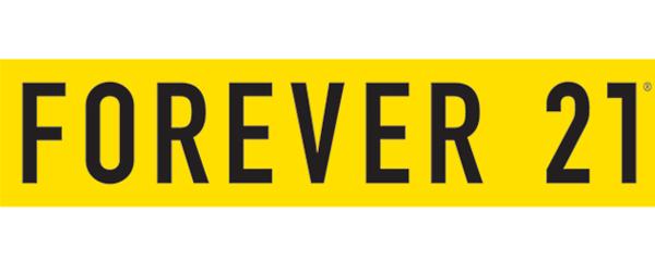 Forever 21 Logo PNG - 109092