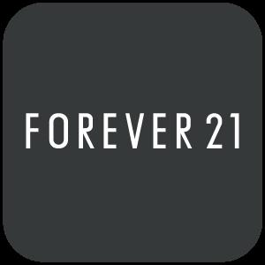 Forever 21 Logo PNG - 109091