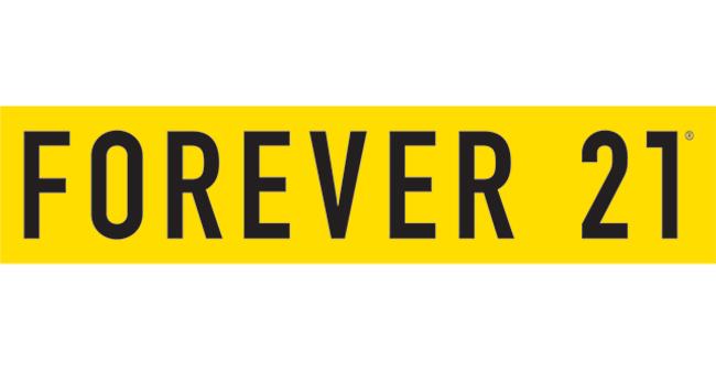 Forever 21 Logo PNG - 109085