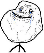 Forever Alone PNG - 11818