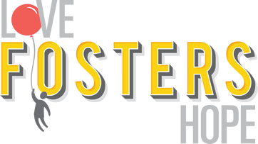 Love Fosters Hope Logo - Fosters Logo PNG