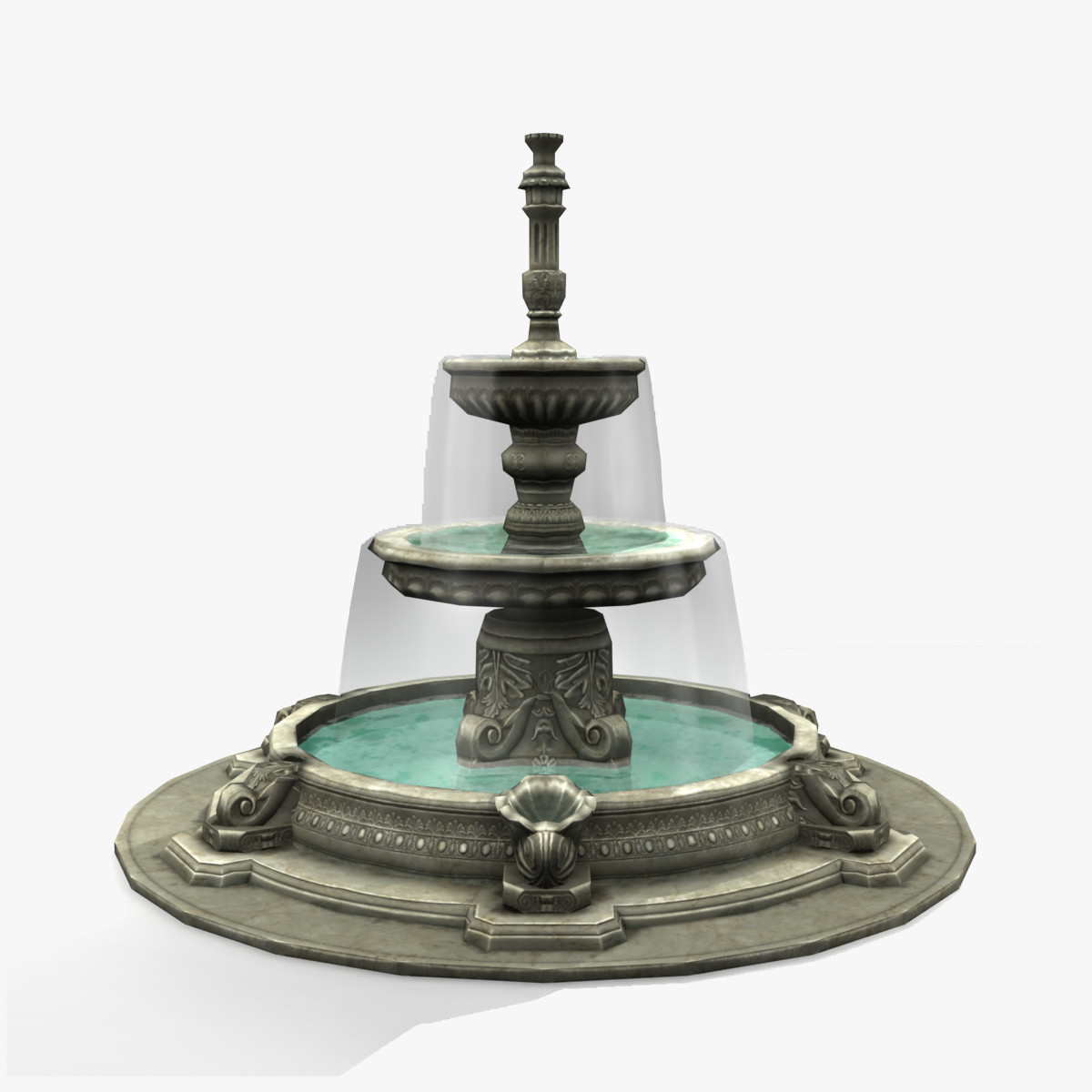 Fountain - Fountain PNG HD