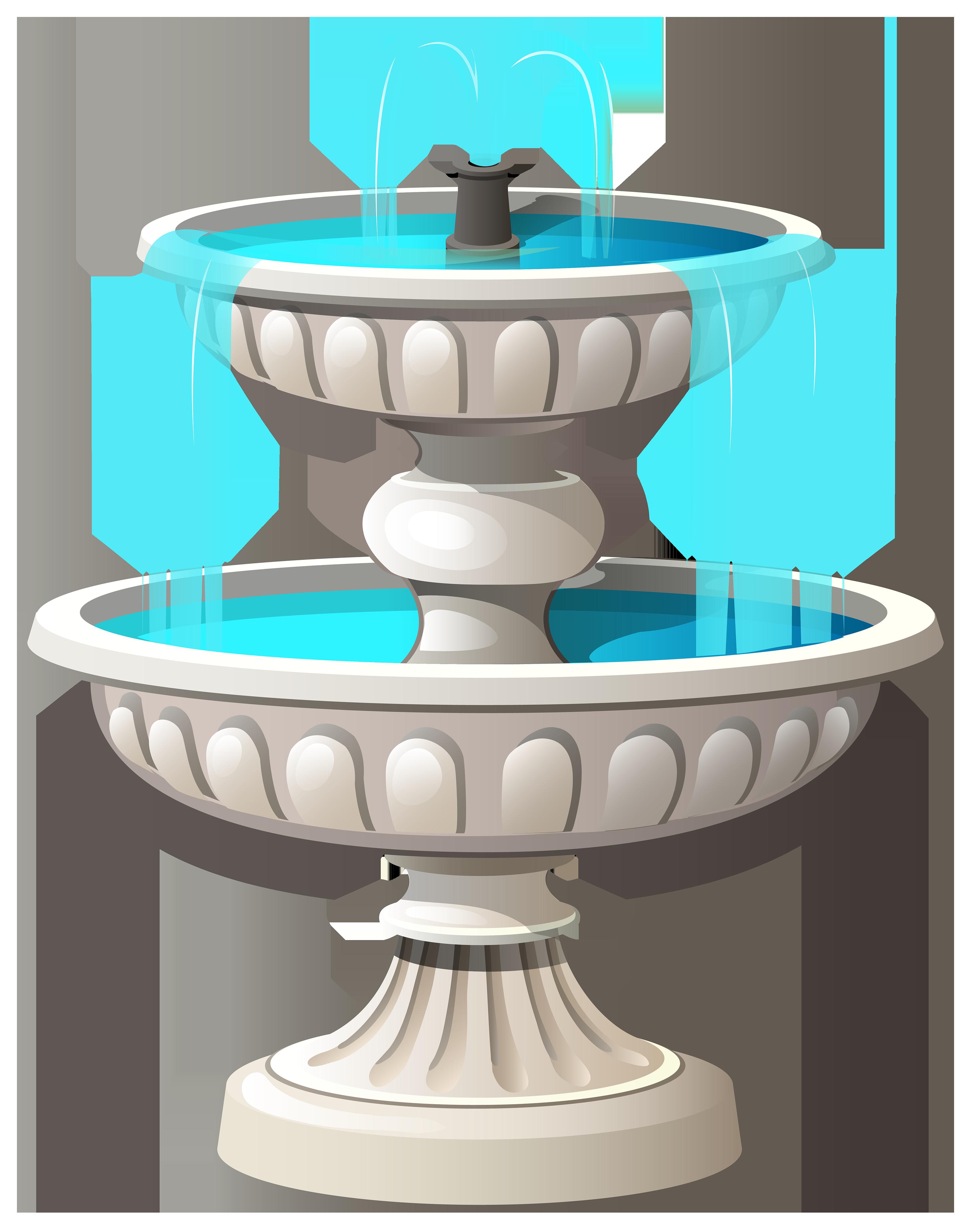Fountain PNG HD - 143092