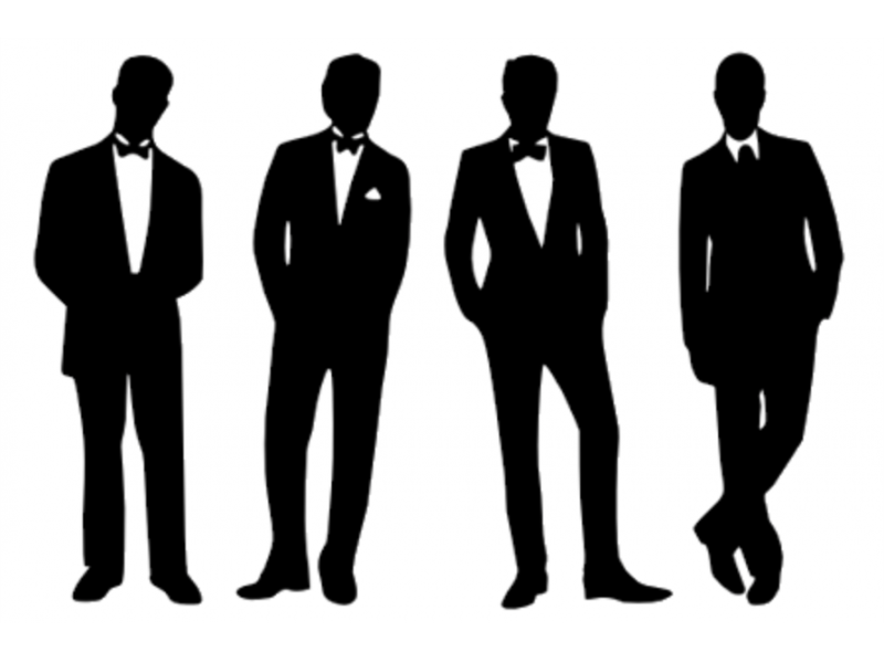 Summer Concert Series: Four Guys In Tuxes - Four Boys PNG
