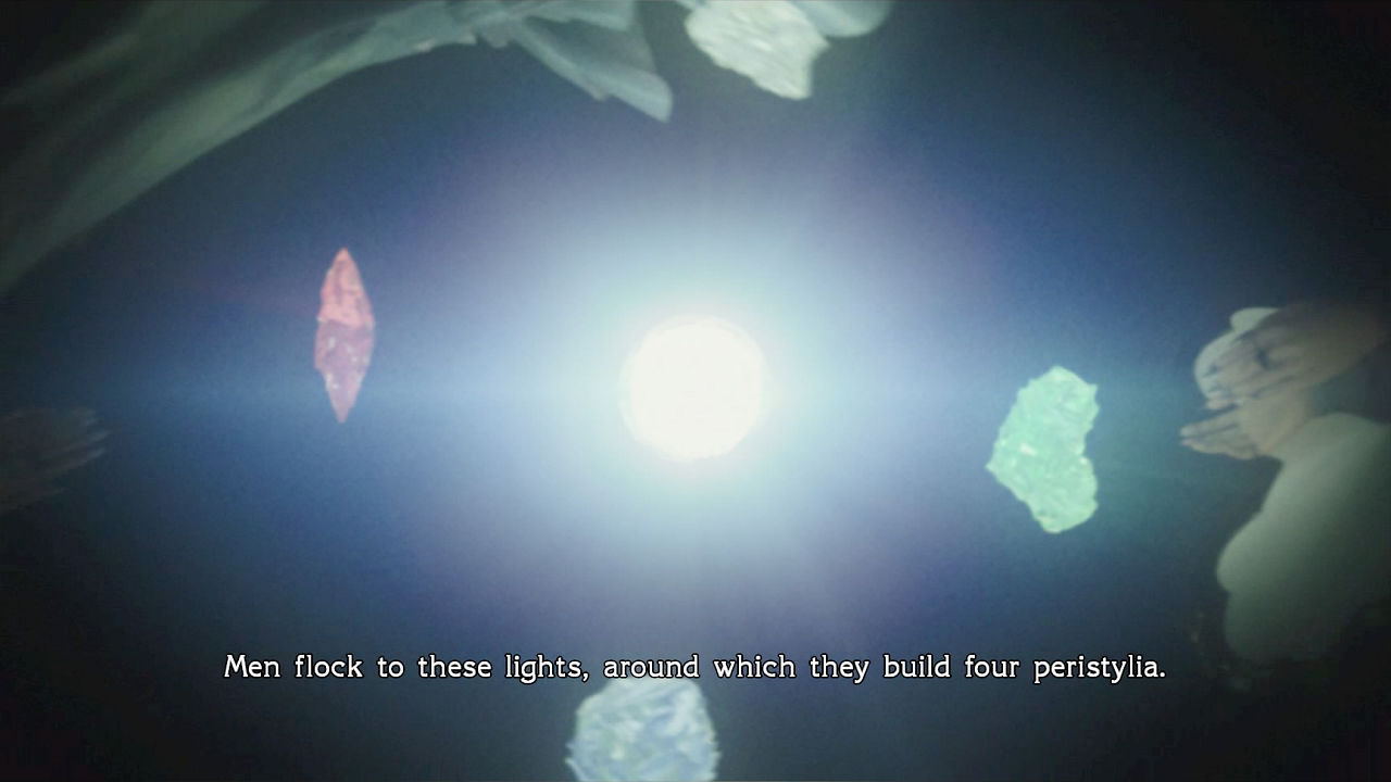 The-Four-Crystals-Type-0-HD.png - Four HD PNG