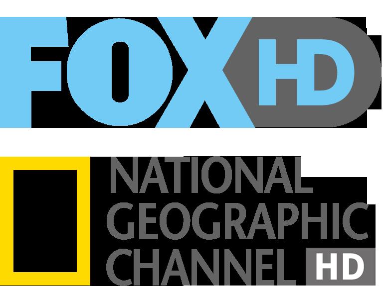 FOX Natgeo HD.png - Fox HD PNG