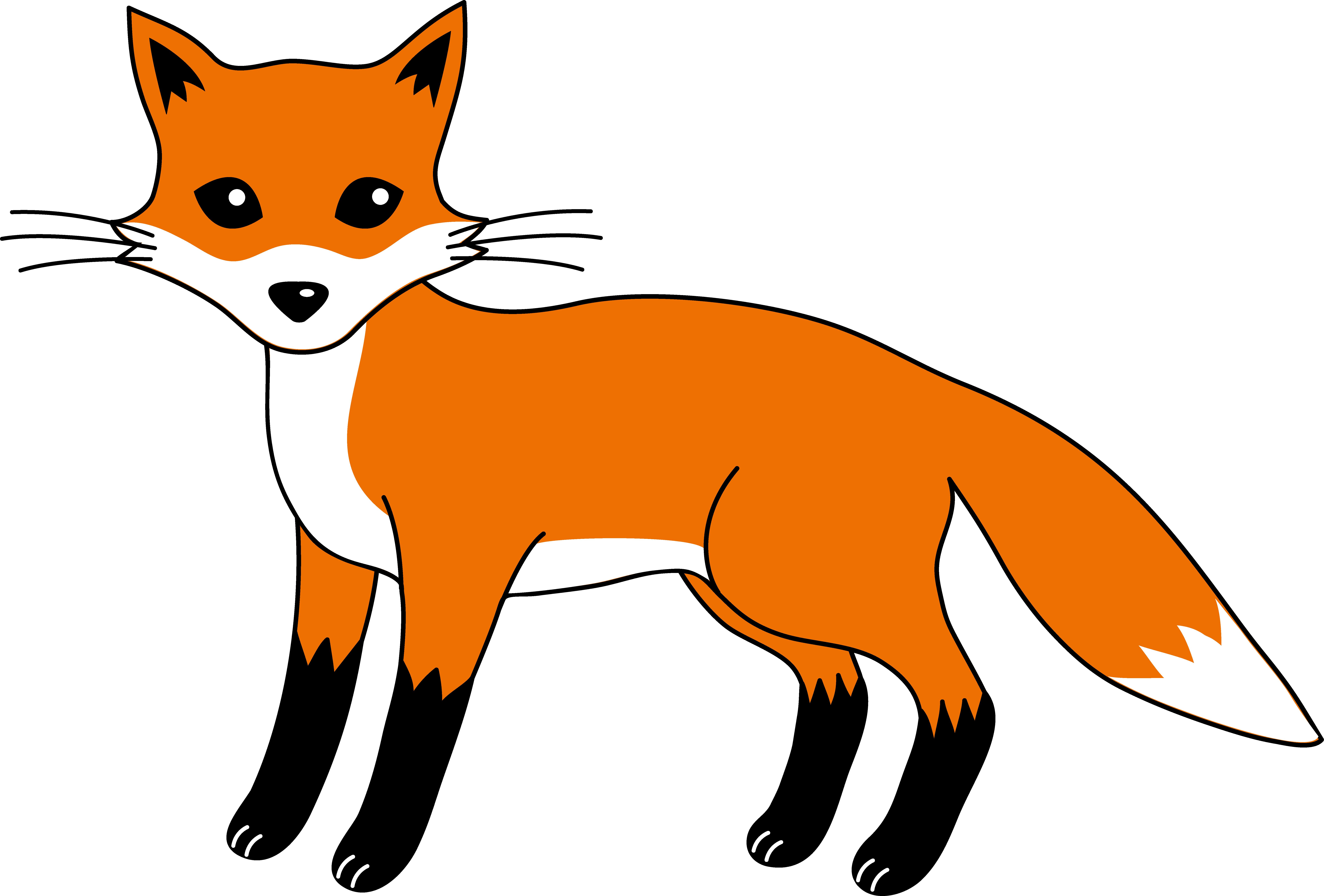 Fox PNG - 18766