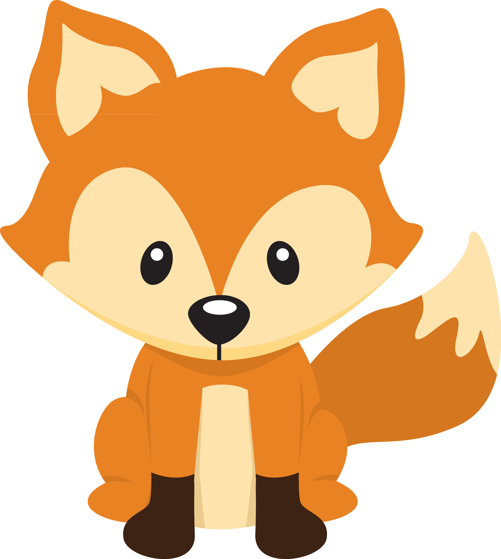 Related Cliparts - Fox PNG