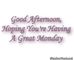 frabz-Good-Afternoon-Hoping-Youre-Having-A-Great- - Good Afternoon PNG