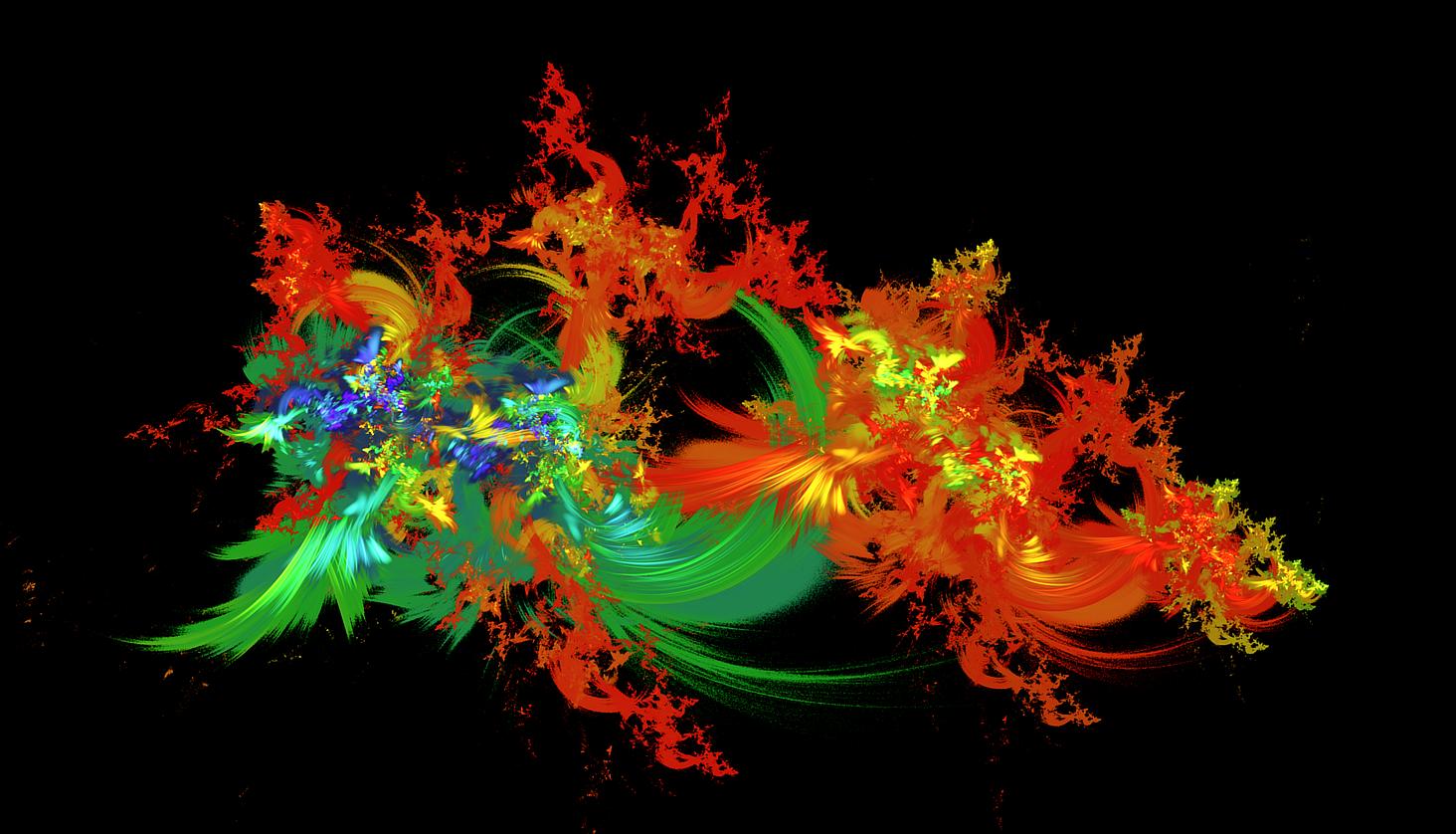 Fractal Free Png Image PNG Image - Fractal PNG