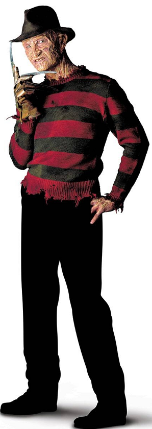 Freddy Krueger PNG - 43713