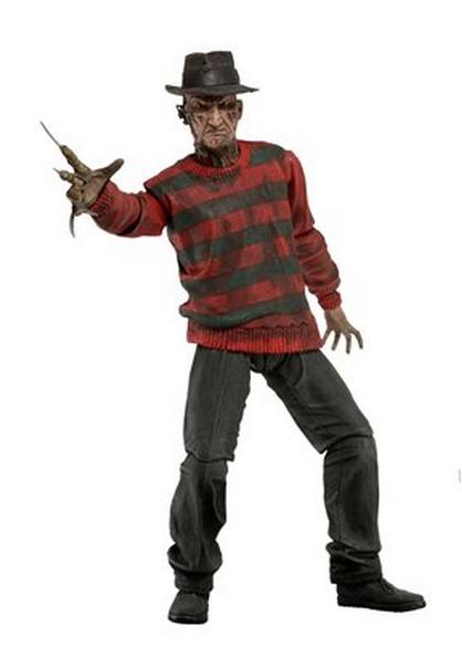 Freddy-Kreuger-action-figure - Freddy Krueger PNG