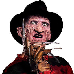 Freddy Krueger PNG - 43725