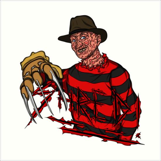 Freddy Krueger PNG - 43717