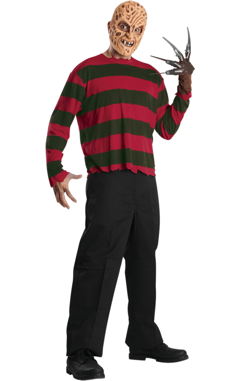 Freddy Krueger Halloween Costume - Freddy Krueger PNG