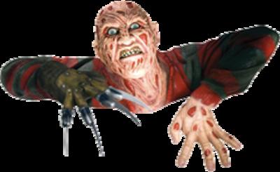 Freddy Krueger PSD - Freddy Krueger PNG