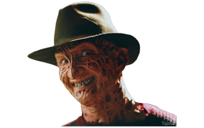 Freddy Krueger PNG - 43716