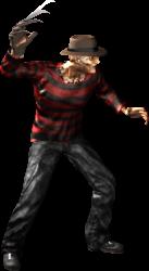 Freddy Krueger Stance.png - Freddy Krueger PNG