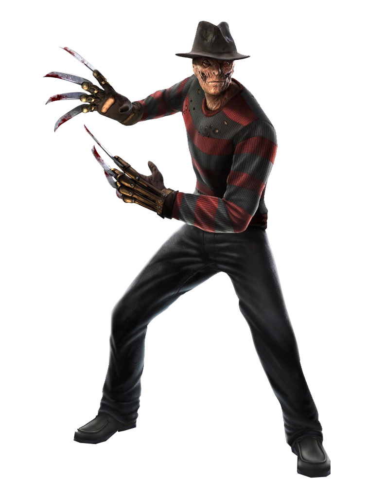 Image - Freddy Krueger CGI.png | Disney Versus Non-Disney Villains Wiki |  FANDOM powered by Wikia - Freddy Krueger PNG
