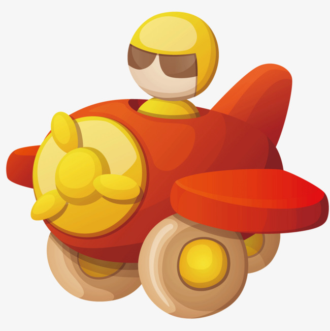 Free Airplane PNG For Kids - 160107