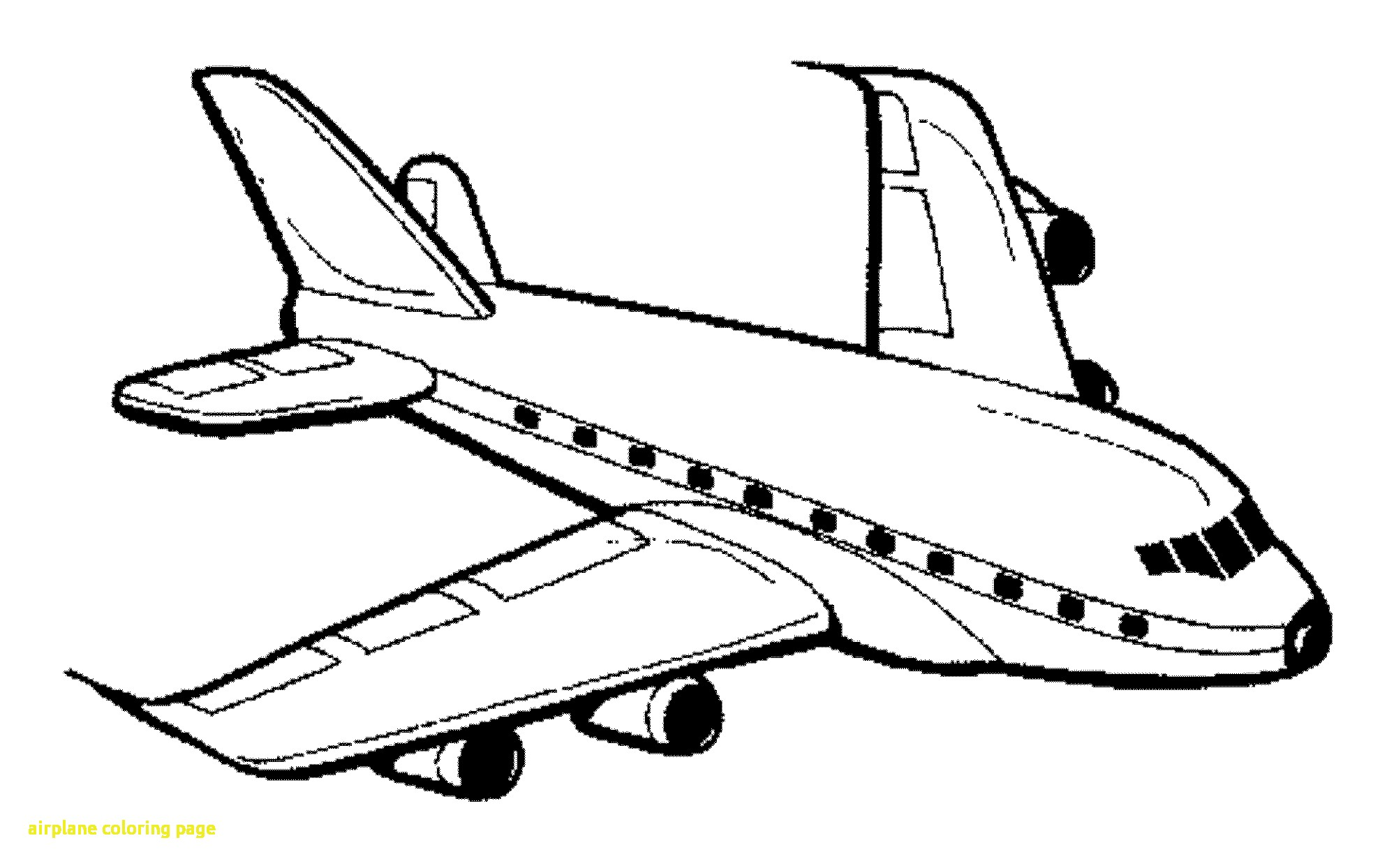aviation coloring pages - photo#28