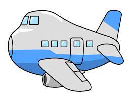 Free Airplane PNG For Kids - 160109