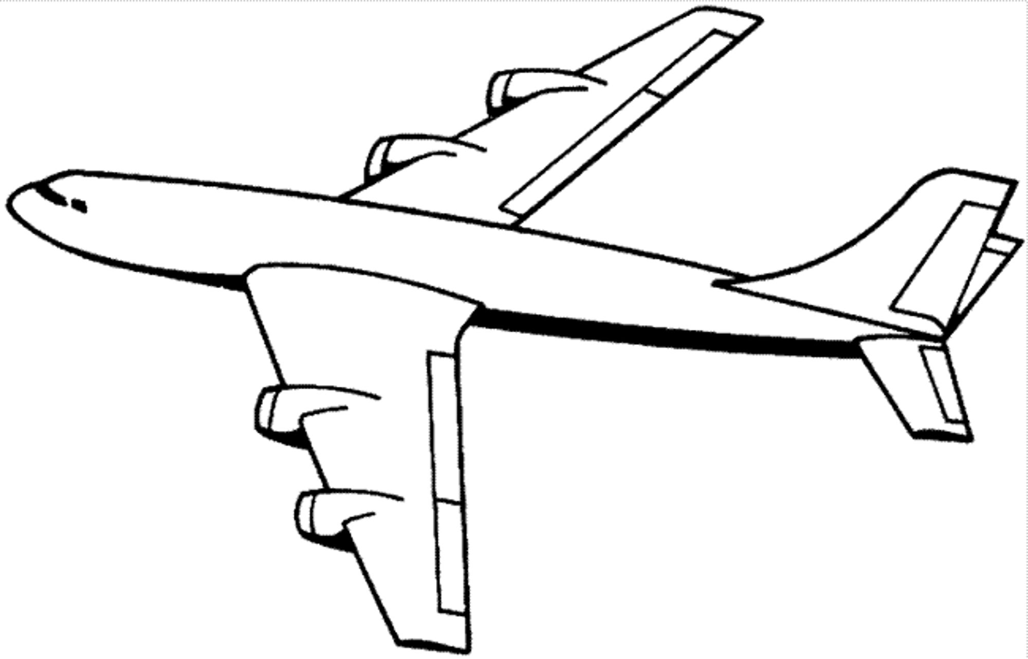 Free Airplane PNG For Kids Transparent Airplane For Kids.PNG Images ...