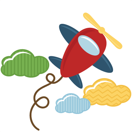 Free Airplane PNG For Kids - 160099