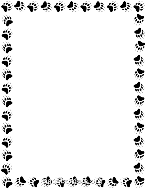 Free Border PNG For Word - 166135