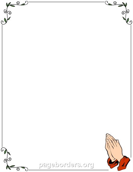 Free Border Png For Word Transparent Border For Word Png