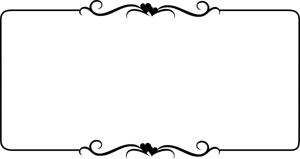 Free Border PNG For Word - 166140