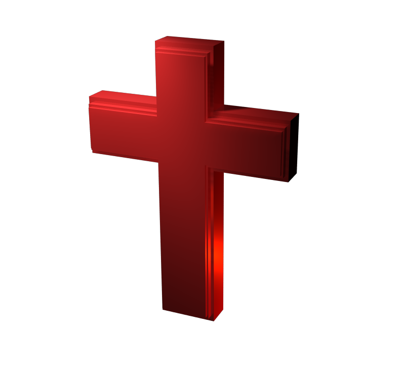 Christian Cross Red Transparent PNG 210x189 - Christian Cross PNG  Transparent Free Images - Free Christian PNG HD