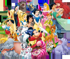Free Disney PNG HD - 123267