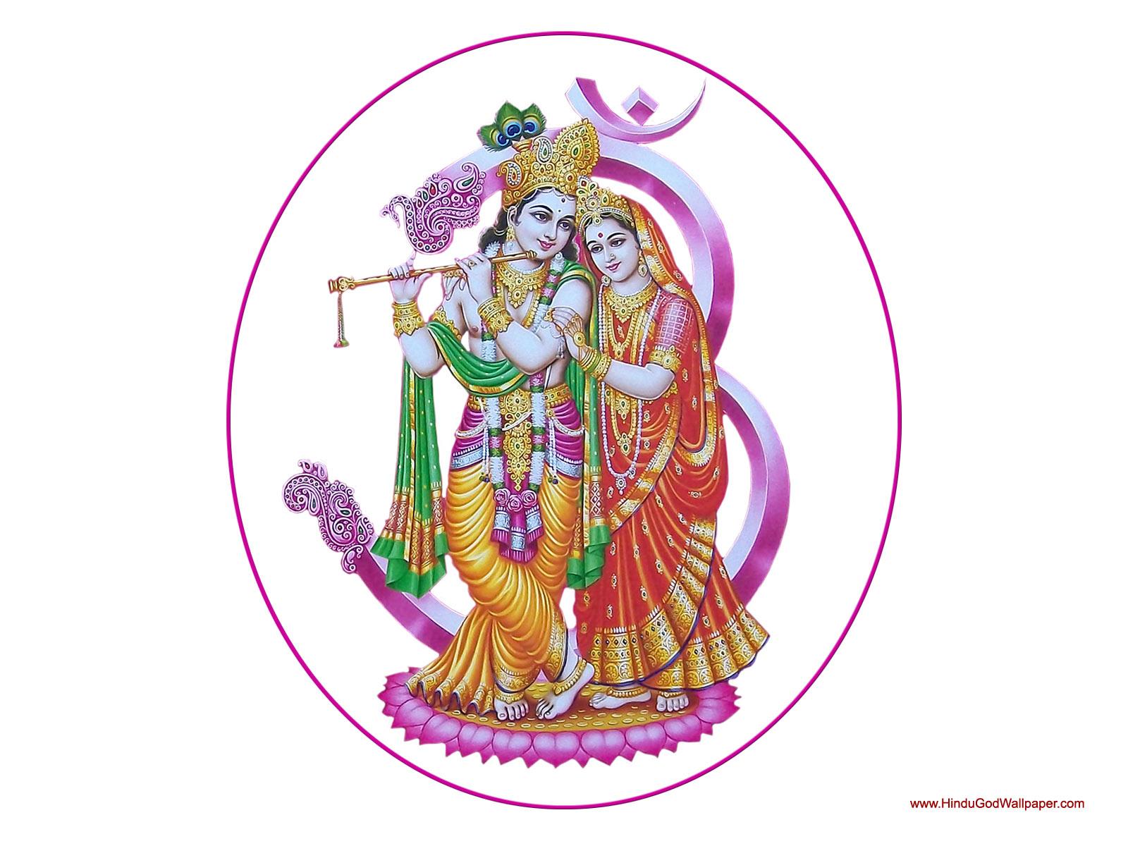 Radha Krishna PNG - 378
