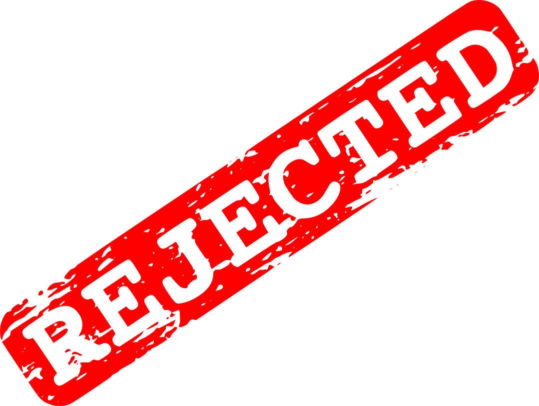 Free Download (red-rejected-stamp-5.png) - Rejected Stamp PNG