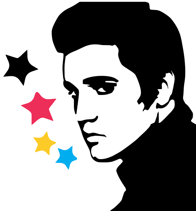 Free vector graphic: Elvis Presley, Young, Rock Star - Free Image on  Pixabay - 308825 - Free Elvis PNG