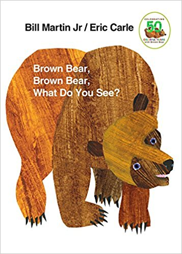 Amazon pluspng.com: Brown Bear, Brown Bear, What Do You See? (0000805047903): Bill  Martin Jr., Eric Carle: Books - Free Eric Carle PNG