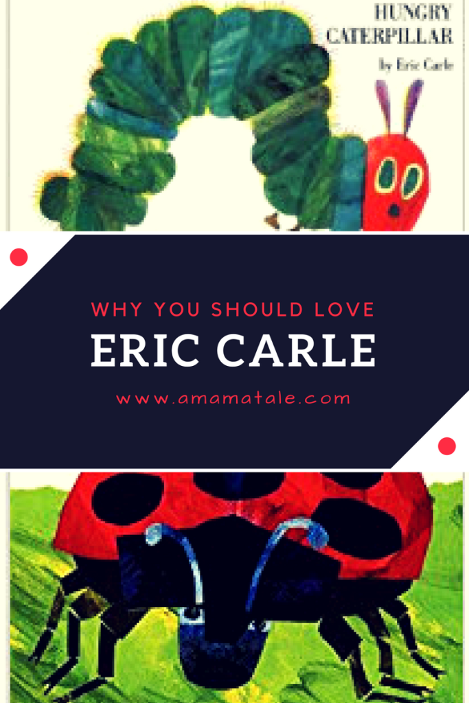 Why You Should Love Eric Carle - Free Eric Carle PNG
