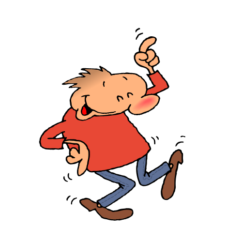 Funny Animation Moving Animated Clipart - Free Funny Animated PNG HD
