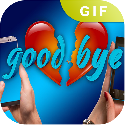 Good Bye Gif Collection FREE PlusPng.com  - Free Goodbye PNG HD