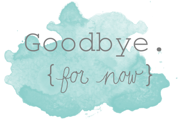Goodbye PNG File - Free Goodbye PNG HD
