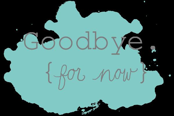 Goodbye PNG File - Free Goodbye PNG HD