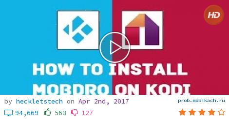 mobdro on kodi free iptv working 100 - Free Goodbye PNG HD