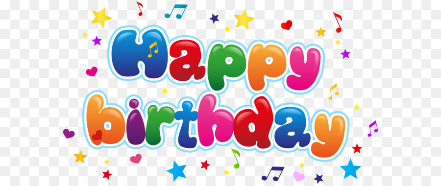 Free Happy Birthday PNG HD Graphics - 138435