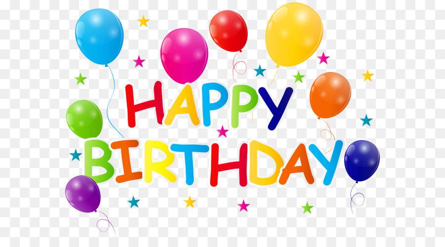 Free Happy Birthday PNG HD Graphics - 138434