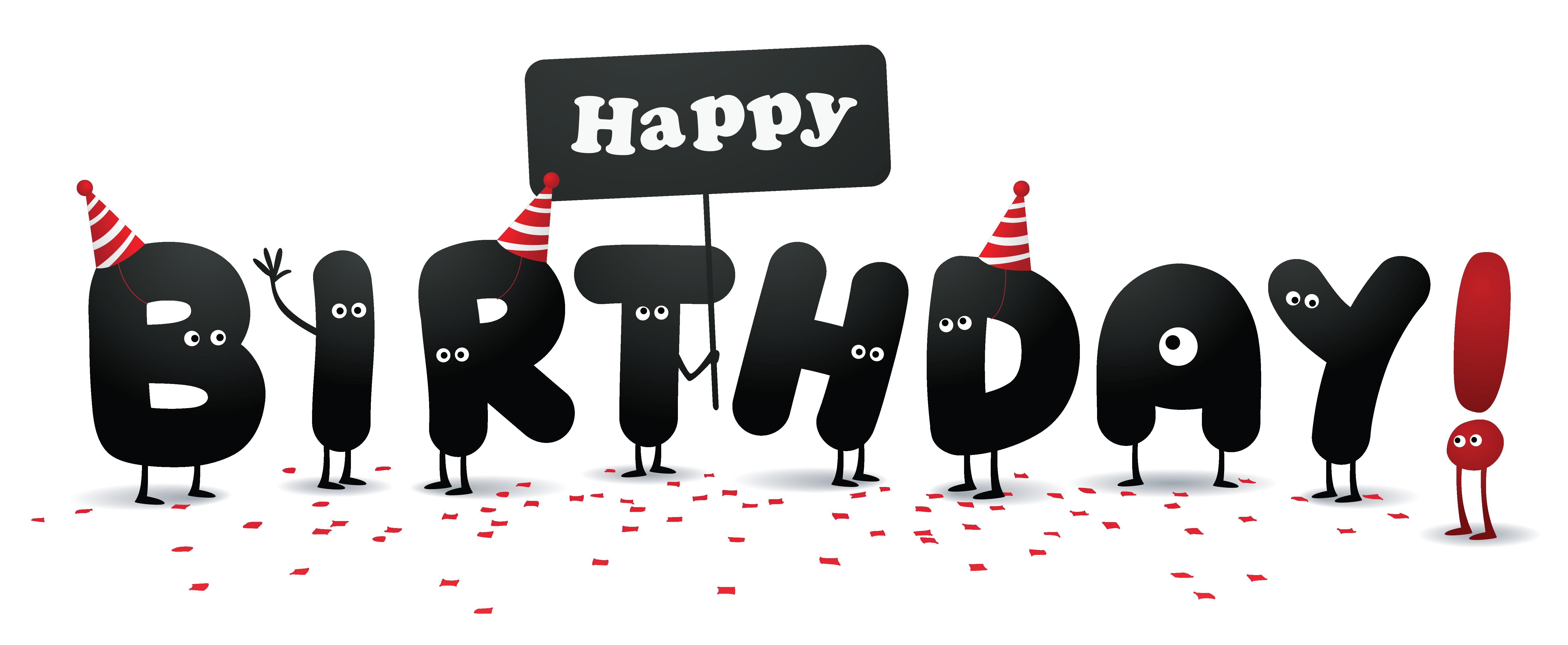 Free Happy Birthday PNG HD Graphics - 138436