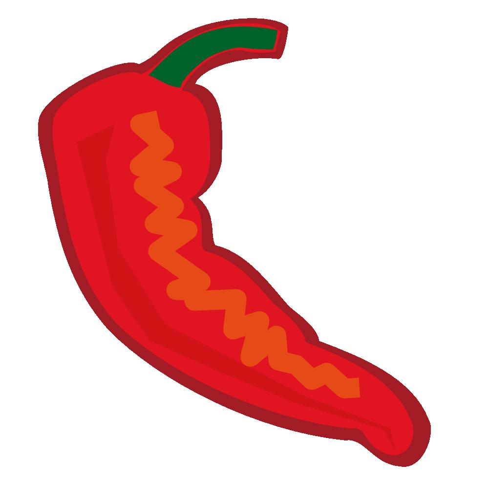 Chili pepper free chili clip