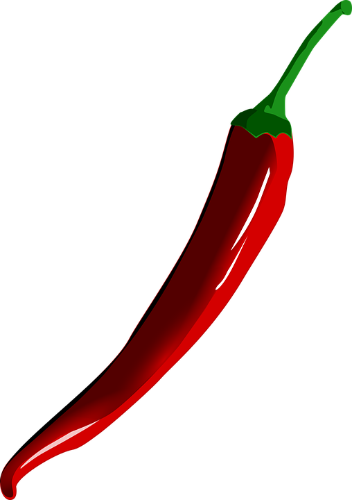 Free vector graphic: Pepper,