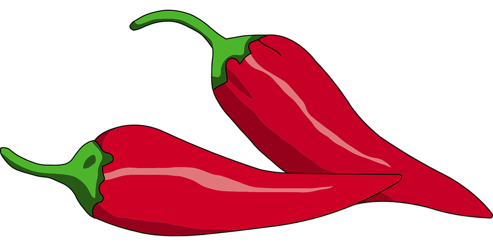 Free vector graphic: Red Pepp
