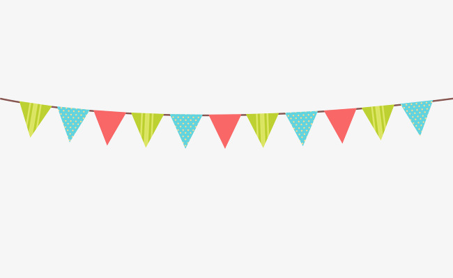 Banner pennant. Free png hd transparent